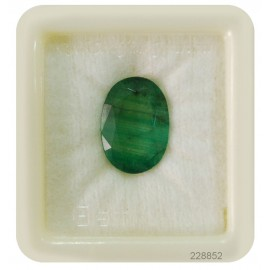 Astrological Natural Emerald SP 9+ 5.7ct