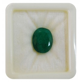 Natural Emerald Gemstone Fine 10+ 6.25ct