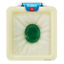 Natural Emerald Gemstone Sup-Pre 8+ 5.05ct
