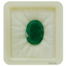 Emerald Gemstone Fine 12+ 7.4ct