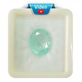 Natural  Emerald Panna Stone Sup-Pre 11+ 7ct