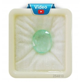 Natural  Emerald Panna Stone Sup-Pre 13+ 7.95ct