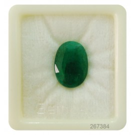 Natural Emerald Gemstone Fine 10+ 6.2ct