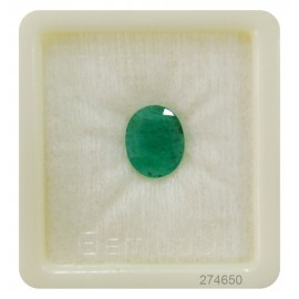 Emerald Gemstone Std 2 CT (3.33 Ratti)