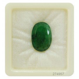 Emerald Gemstone Fine 10+ 6.3ct