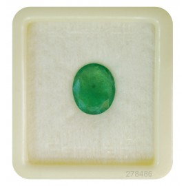 Emerald Gemstone Fine 4+ 2.4ct