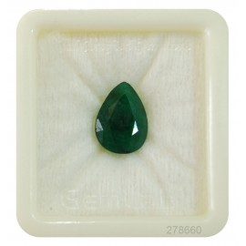 Emerald Gemstone Fine 6+ 4ct