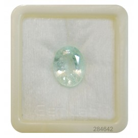 Natural  Emerald Premium 8+ 4.95ct