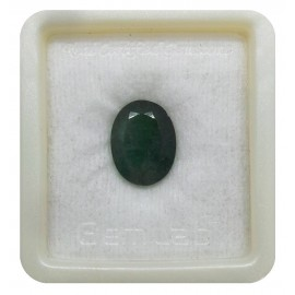 Emerald Panna Gemstone Fine 7+ 4.3ct