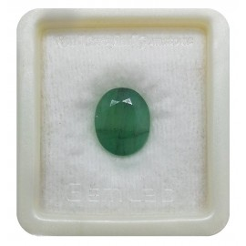 Emerald Panna Gemstone Fine 7+ 4.6ct
