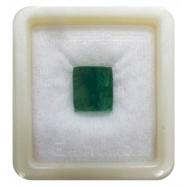 Emerald Panna Gemstone Fine 8+ 5.2ct