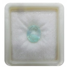 Astrological  Emerald Gemstone Sup-Pre 6+ 3.9ct