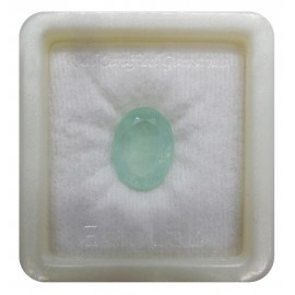 Certified  Emerald Gemstone Sup-Pre 7+ 4.6ct