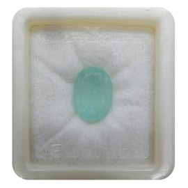 Colombian  Emerald Gemstone Sup-Pre 9+ 5.8ct